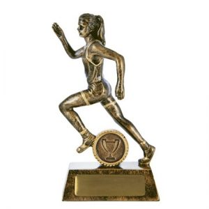 All Action Series Athletics Female With 25mm Centre