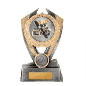 Hero Shield Surf Life Saving Trophy With 25mm Centre