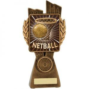Antique Gold Lynx – Netball