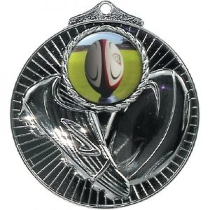Rugby Medal Insert