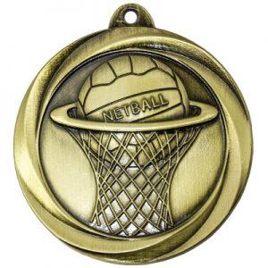 Netball Medals