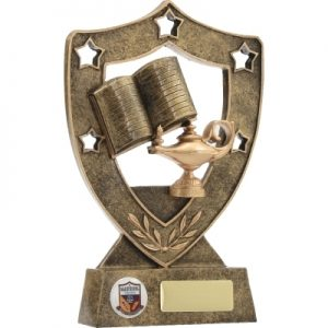 Academic Gold Shield