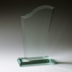 Glass Jade Wave