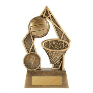 Golden Pinnacle-Netball