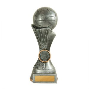 Crusader Series Netball Trophy with 25mm Centre