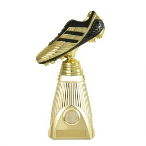Aussie Rules Golden Boot Award With 25mm Centre