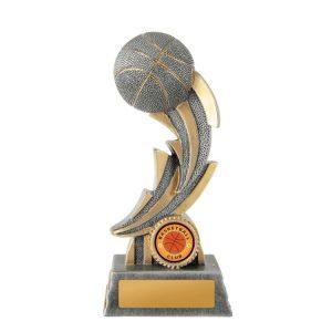 1001-7A: Thunderbolt-Basketball