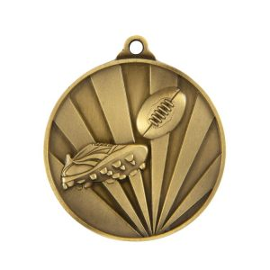 1077-3BR: Sunrise Medal-Aussie Rules