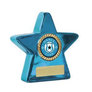 563-1EBU: Star Stand-Elec.Blue