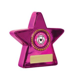 563-1PK: Star Stand-Pink