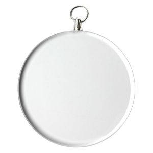 Glass Medal – Round