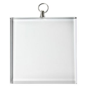 Glass Medal – Square
