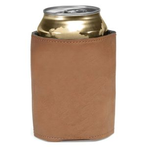 Leatherette Can Holder