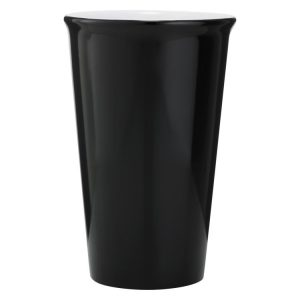 Black Latte Mug