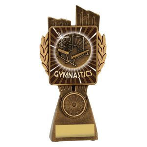 Antique Gold Lynx – Gymnastics
