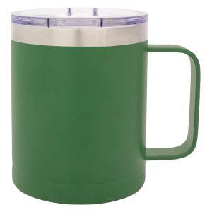 Green Camper Mug