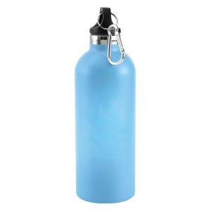 Light Blue Double Wall Bottle