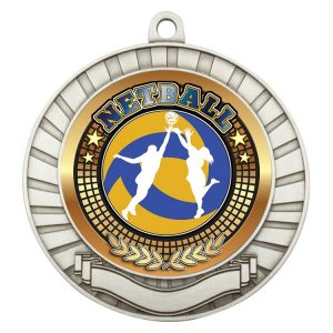 Eco Scroll Medal