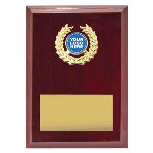 Laurel Plaque – Gold