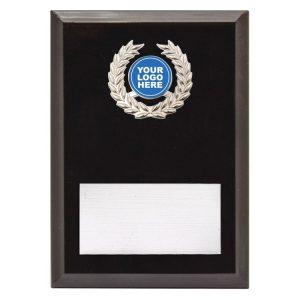 Laurel Plaque – Silver