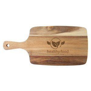 Acacia Board with Handle