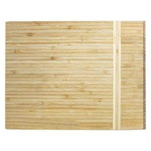 Bamboo Board with Pattern
