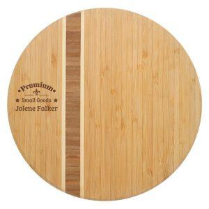 Bamboo Board – Circle