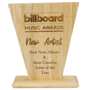 Wood Billboard