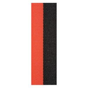 Black / Orange Ribbon