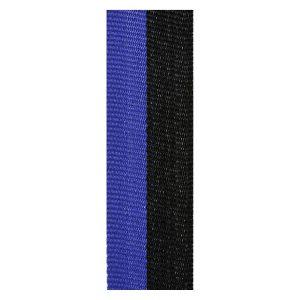 Black / Blue Ribbon