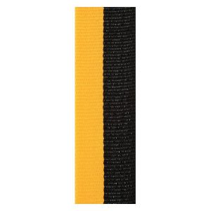 Black / Gold Ribbon
