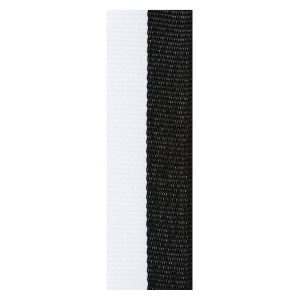 Black / White Ribbon