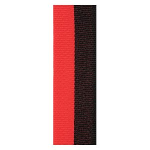 Black / Red Ribbon